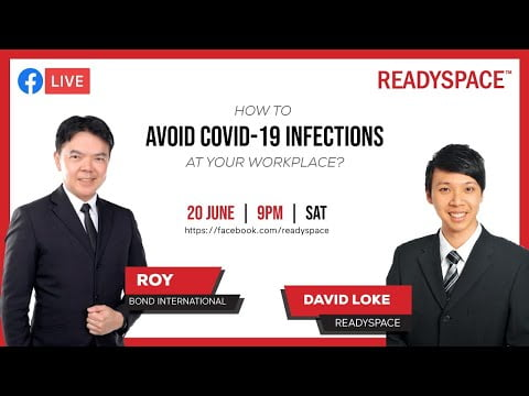 How to avoid covid-19 infections at your workplace?