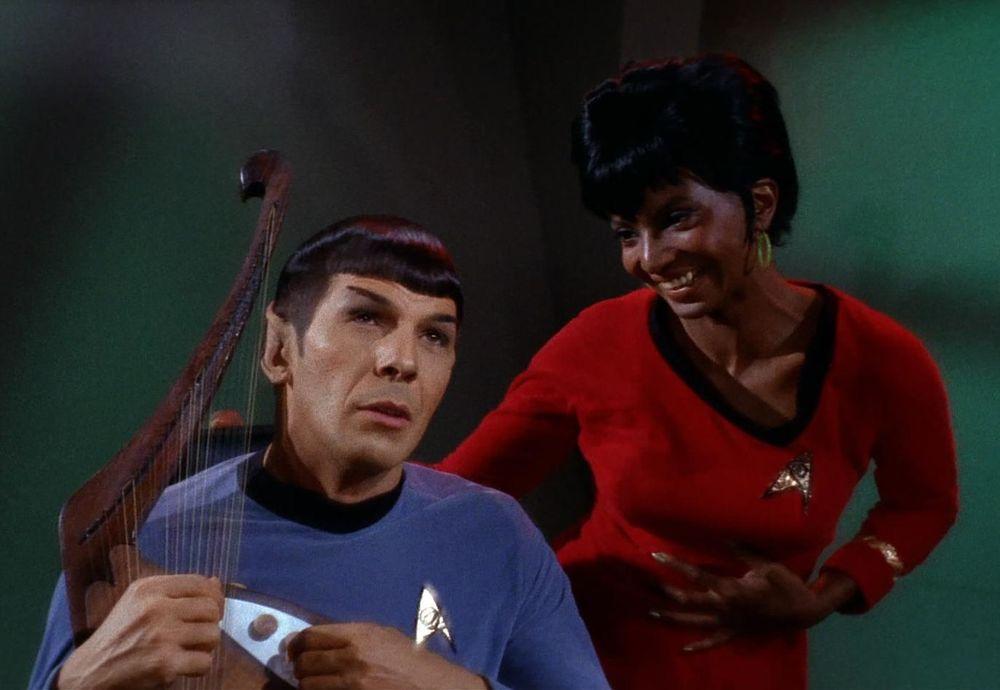 charlie x spock uhura