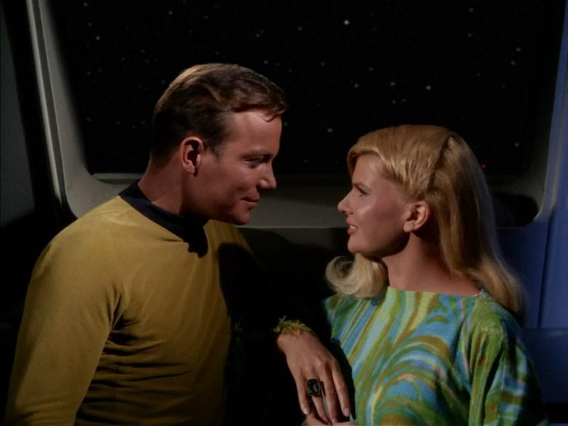 CK 6 Flirting Kirk