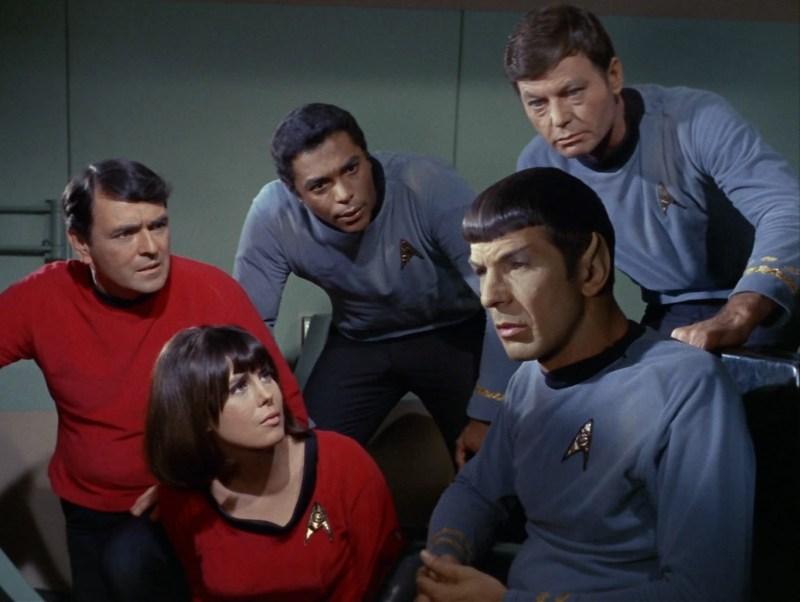 G7 Spock Logic