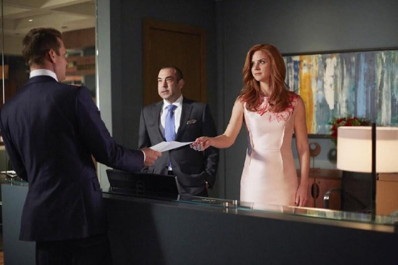 Suits' Season 8, Episode 7 -