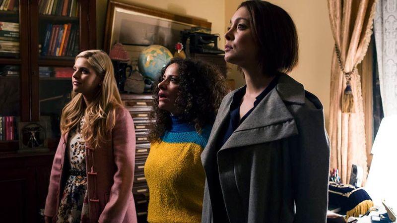 Sisters' (2018) | Netflix Original Series Review | Ready