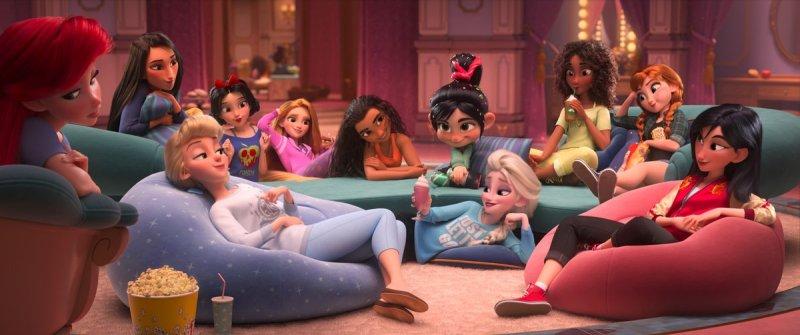 Ralph 3 Princesses