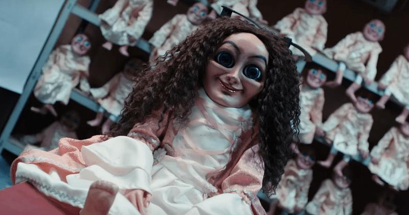 Sabrina' (2018) | Netflix Film Review | Ready Steady Cut