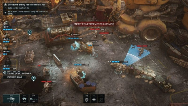 Gears Tactics review – a longstanding brand gets a makeover without losing its sense of self