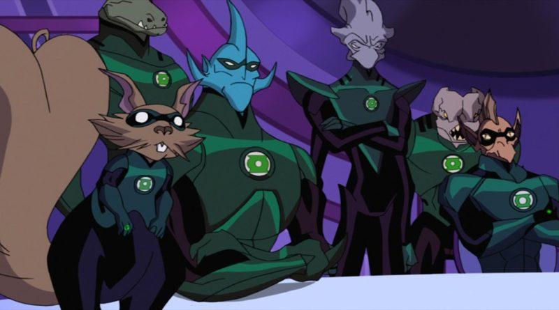 Green Lantern: First Flight - Review