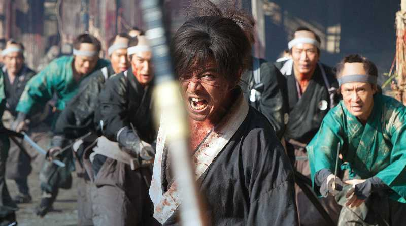 blade of the immortal movie reviews roundup