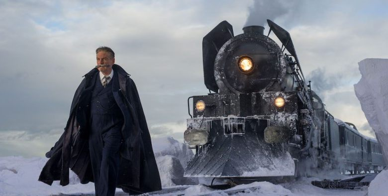Murder on the Orient Express 2017 Poirot