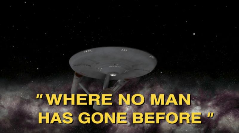star trek - Where No Man Has Gone Before