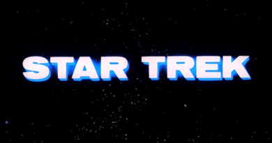 Star Trek - The Cage - The Original Series