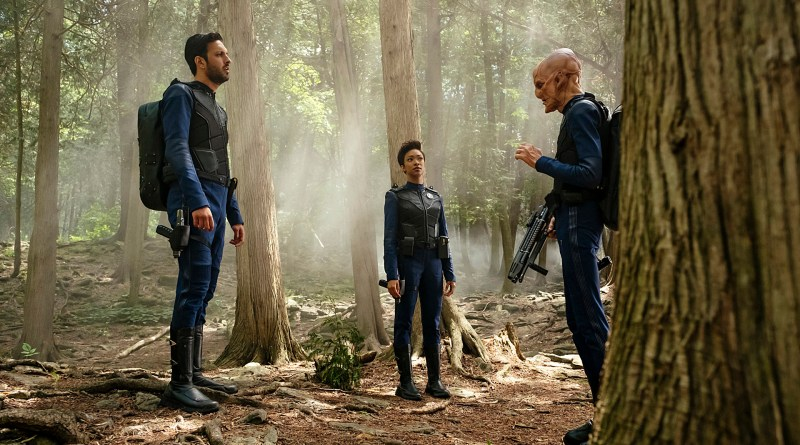 Star Trek - Discovery - Episode 8 - Si Vis Pacem, Para Bellum - Netflix