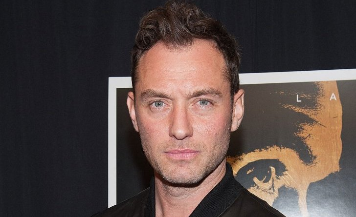 Jude Law - Captain Marvel