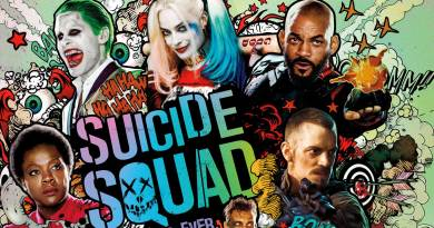 Movie Podcast - Suicide Squad