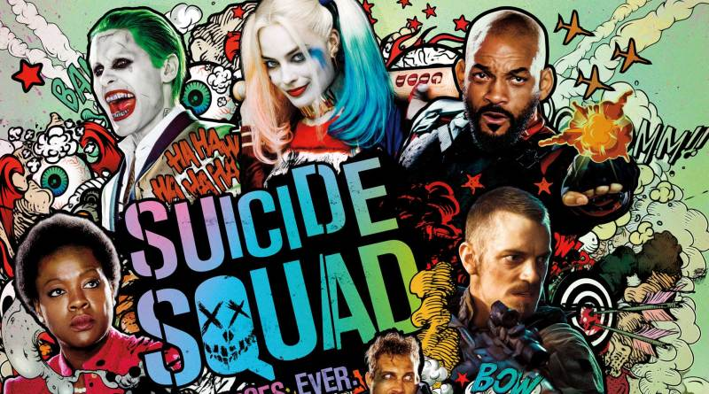 Movie Podcast - Suicide Squad