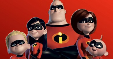 The Incredibles - We Need Them