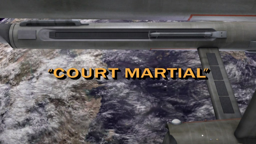 Star Trek - The Original Series - Court Martial