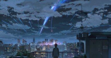 Your Name - Kimi no na wa - review
