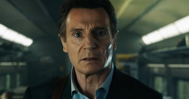 The Commuter - Review - Liam Neeson