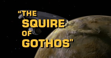 The Squire of Gothos - Star Trek