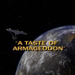 "Star Trek: TOS S1E22 |""A Taste of Armageddon"""