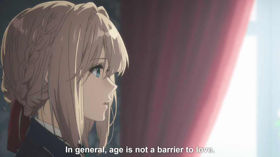Violet Evergarden episode 5 - recap