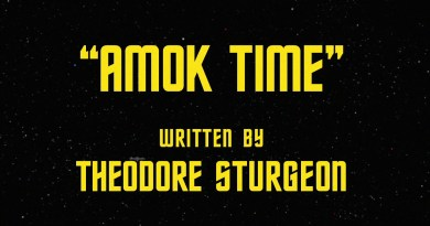 Star Trek - The Original Series - Amok Time - Recap