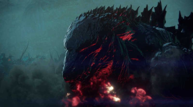 Godzilla: Planet of the Monsters - Review