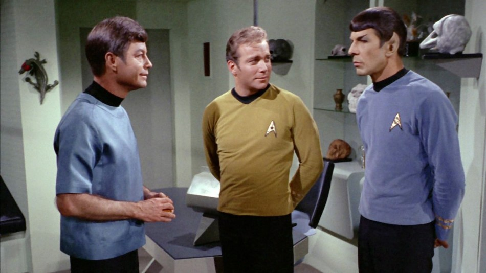 TOS Season 1 Trio