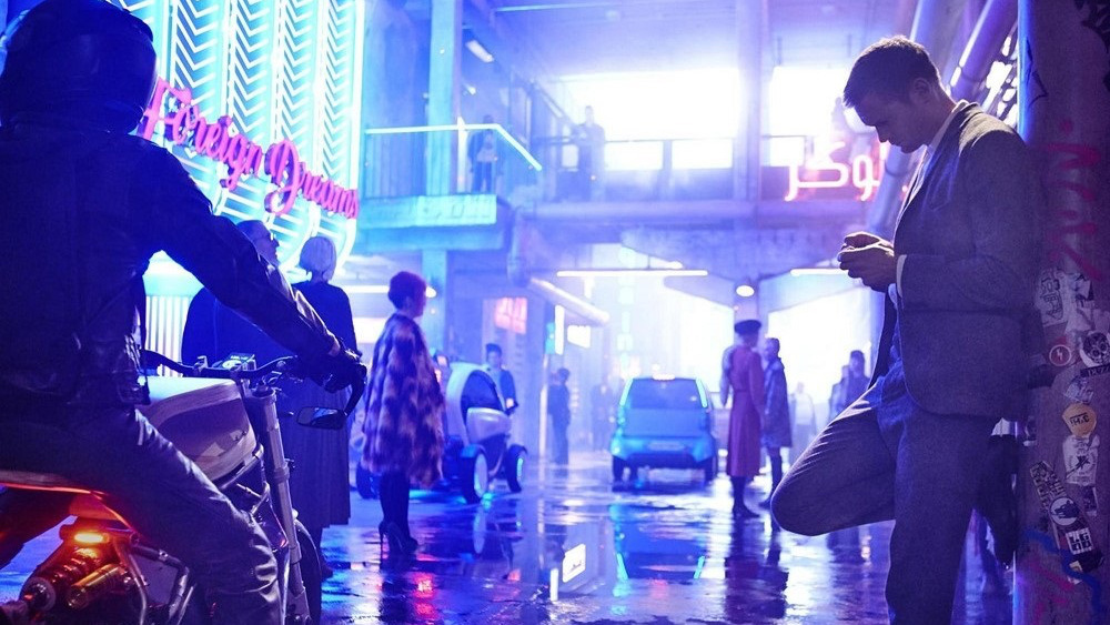 Mute - Netflix Original - Review