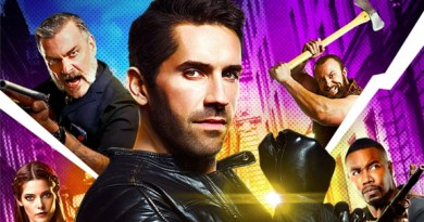 Accident Man - Review