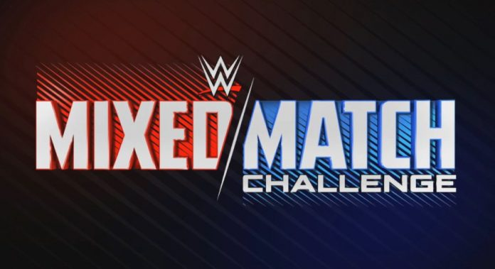 Mixed Match Challenge #4 - WWE - Recap