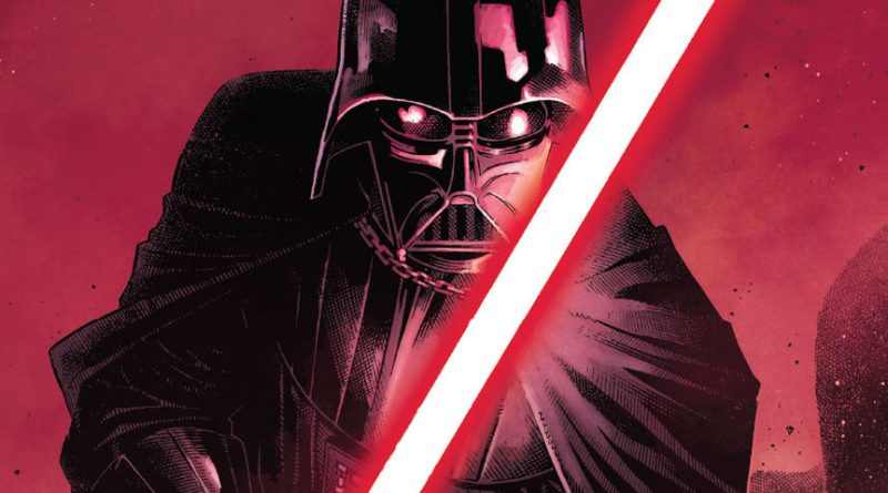 Star Wars - Darth Vader - Dark Lord of the Sith - Comic - The Rule of Five