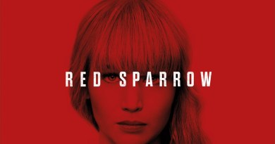 Red Sparrow - Russian - 2018 - Review