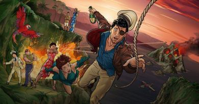 Archer - Danger Island - Strange Pilot - Review