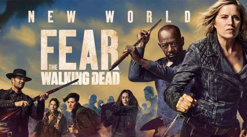 Fear the Walking Dead - Season 4 - Episode 1 - What's Your Story?