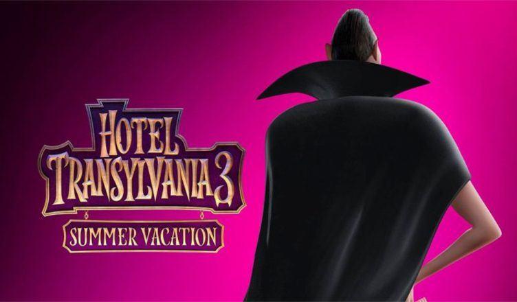 Hotel Transylvania 3: Summer Vacation - Teaser Trailer - reaction