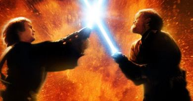 Star Wars - Episode III - Revenge of the Sith - Review