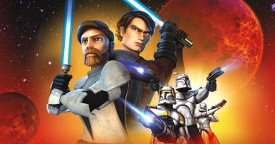 Star Wars - The Clone Wars - Season 5 - Review