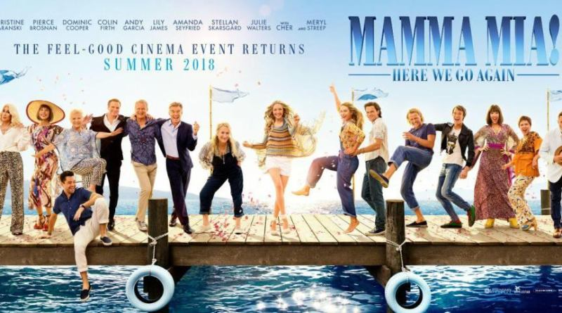 Mamma Mia! Here We Go Again - Trailer Reaction