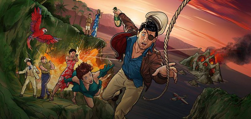 Archer: Danger Island Episode 7 Review