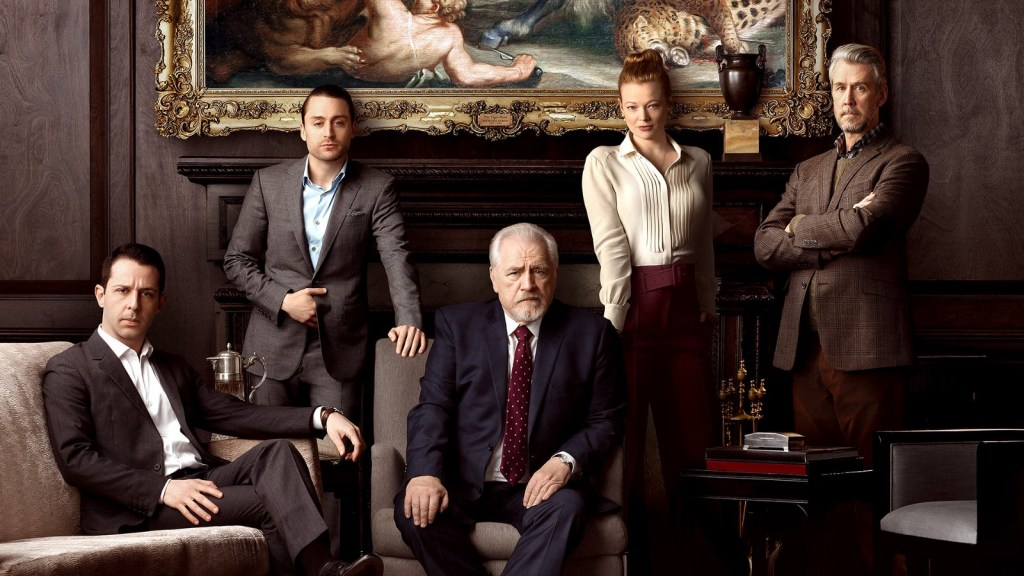Succession Episode 5 Review - I went to market