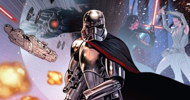 Captain Phasma #1-4 Review