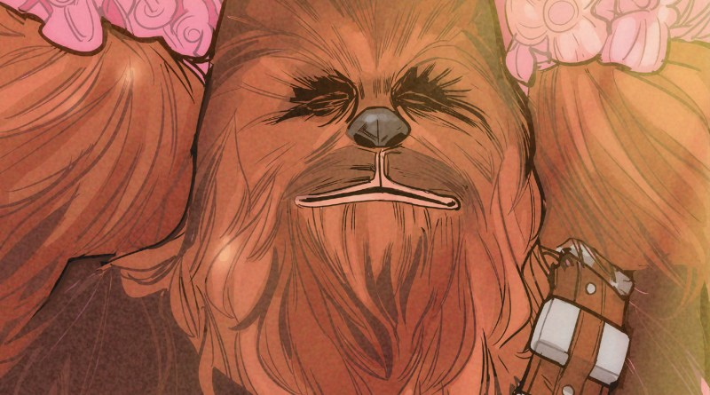 Chewbacca #1-5 Review