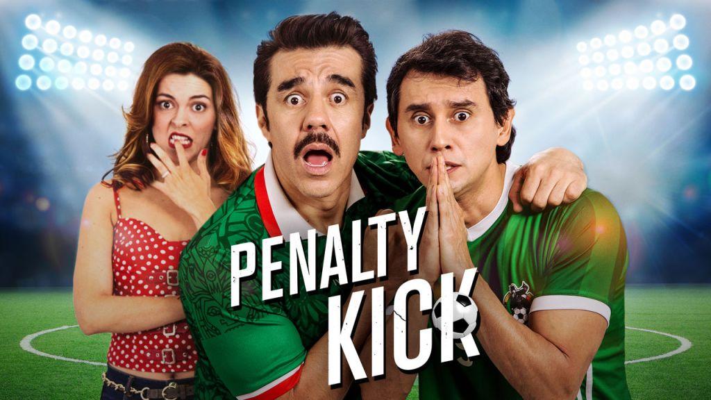 Penalty Kick Movie - La pena máxima
