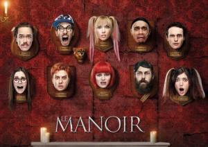 The Mansion / Le Manoir Netflix Review