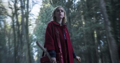 Chilling Adventures of Sabrina First Look