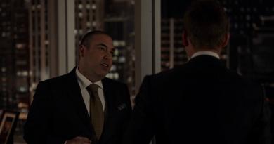 Suits Season 8, episode 10 - Managing Partner