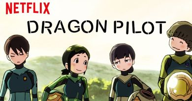 Dragon Pilot: Hisone and Masotan - Hisone to Masotan - Netflix - Review