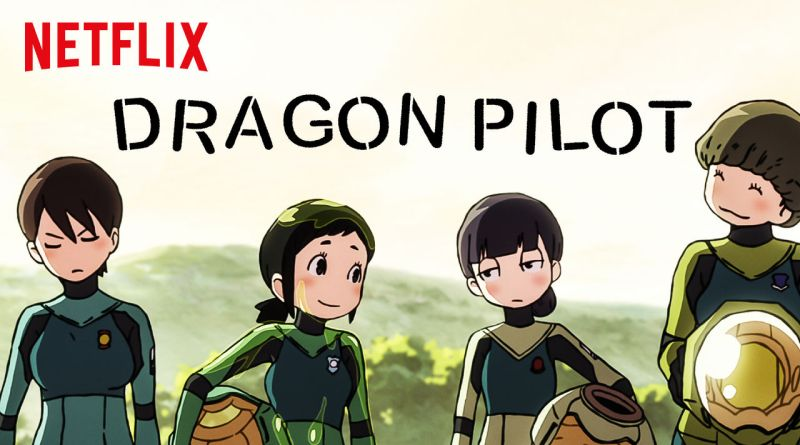 Dragon Pilot: Hisone and Masotan - Hisone to Masotan - Netflix - Review