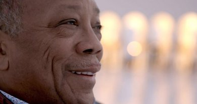 Netflix Original Documentary Quincy - Review - Quincy Jones